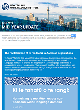 Cover of Newsletter July 2019
